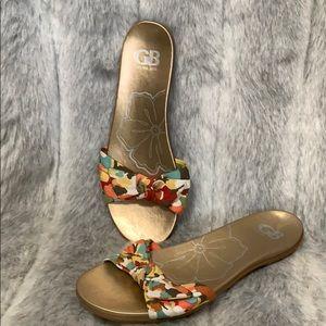 Gianni Bini slip on sandal